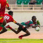 Four changes for Kenya ahead of clash with Madagascar